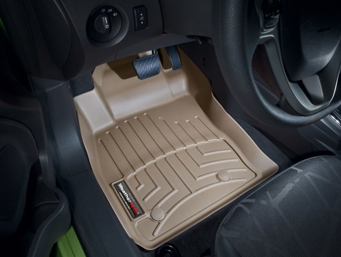 WeatherTech Ford Fiesta Floor Mats