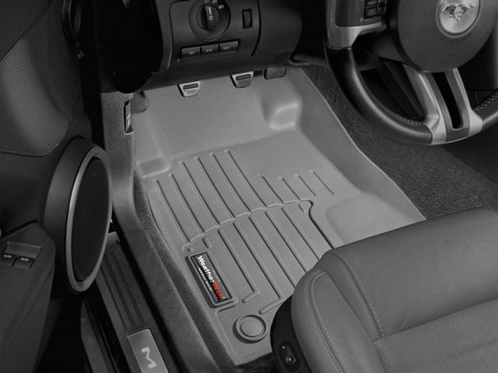 WeatherTech Ford Mustang Floor Mats
