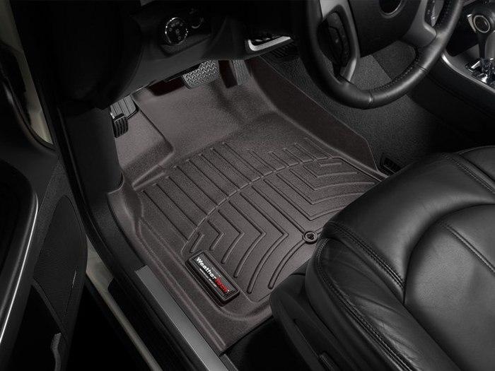 WeatherTech GMC Acadia Limited Floor Mats