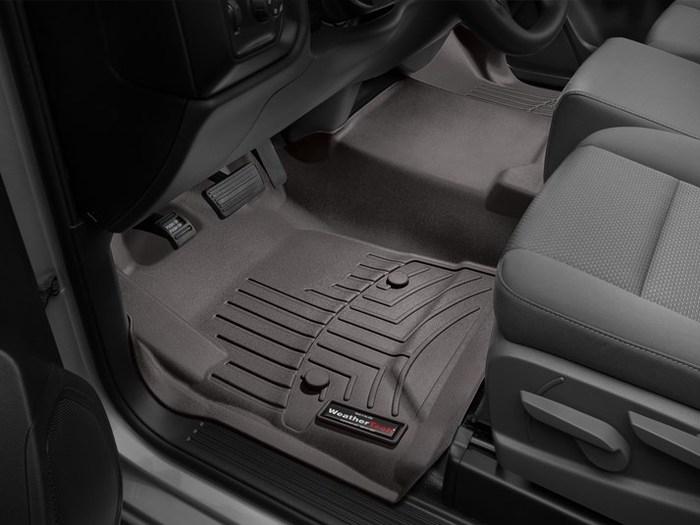 WeatherTech GMC Sierra 3500 HD Floor Mats