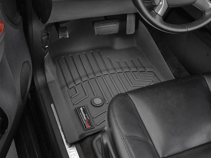 WeatherTech GMC Yukon XL 2500 Floor Mats
