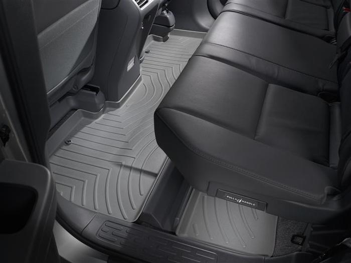 WeatherTech Honda Ridgeline Floor Mats