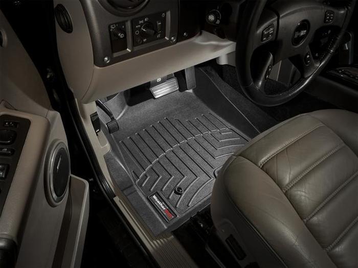 WeatherTech Hummer H2 Floor Mats