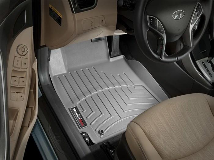 WeatherTech Hyundai Elantra Floor Mats