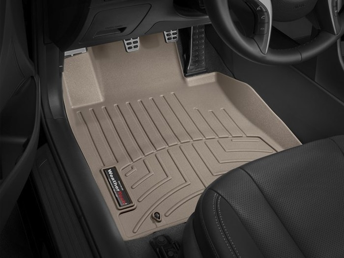 WeatherTech Hyundai Elantra GT Floor Mats