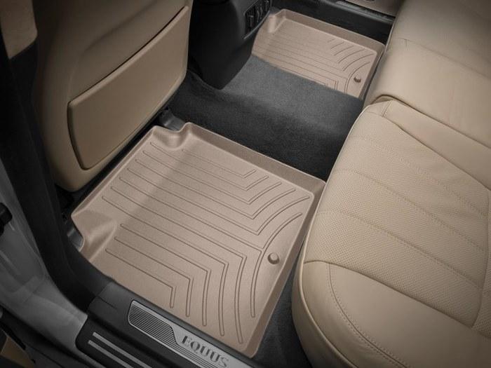 WeatherTech Hyundai Equus Floor Mats