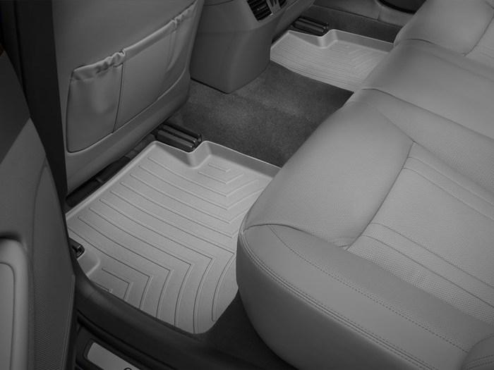 WeatherTech Hyundai Genesis Floor Mats