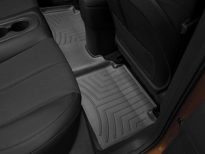 WeatherTech Hyundai Veloster Floor Mats
