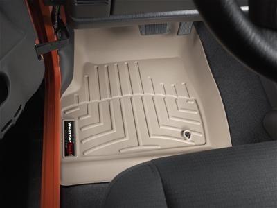 WeatherTech Jeep TJ Floor Mats