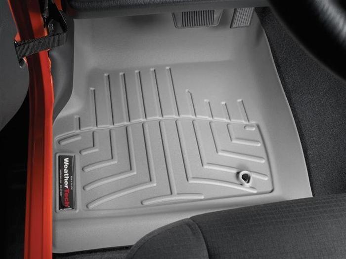WeatherTech Jeep Wrangler Floor Mats