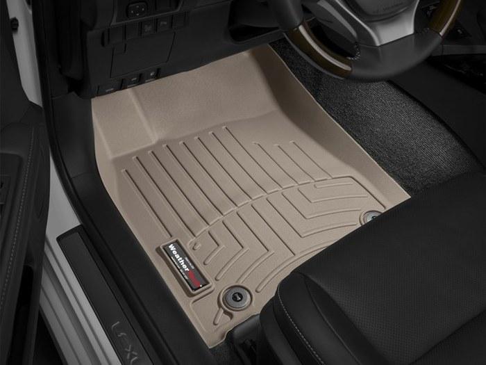 WeatherTech Lexus ES350 Floor Mats
