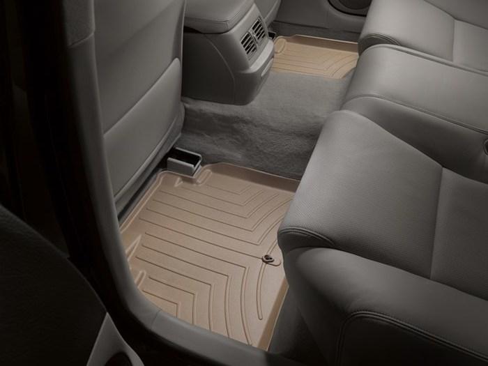 WeatherTech Lexus GS460 Floor Mats