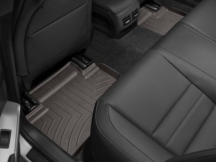 WeatherTech Lexus IS300 Floor Mats