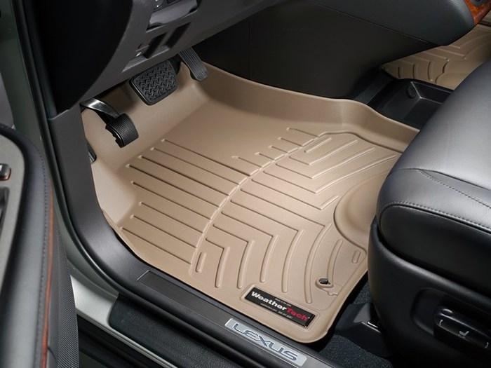 WeatherTech Lexus RX350 Floor Mats
