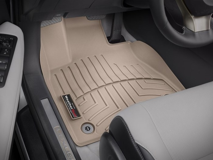 WeatherTech Lexus RX450hL Floor Mats