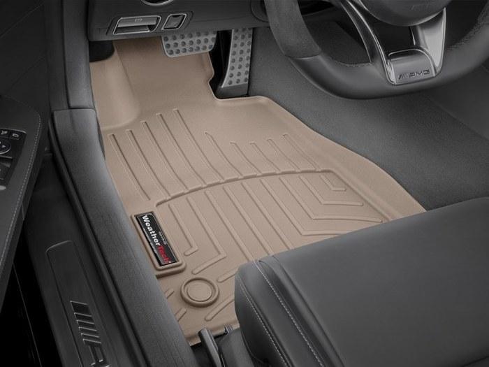 WeatherTech Mercedes-Benz AMG GT Floor Mats