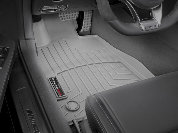 WeatherTech Mercedes-Benz AMG GT S Floor Mats