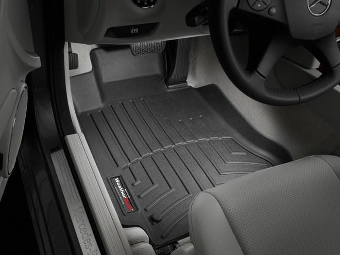 WeatherTech Mercedes-Benz C250 Floor Mats