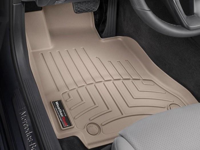 WeatherTech Mercedes-Benz C63 AMG S Floor Mats