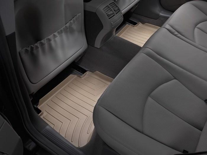 WeatherTech Mercedes-Benz CLS55 AMG Floor Mats