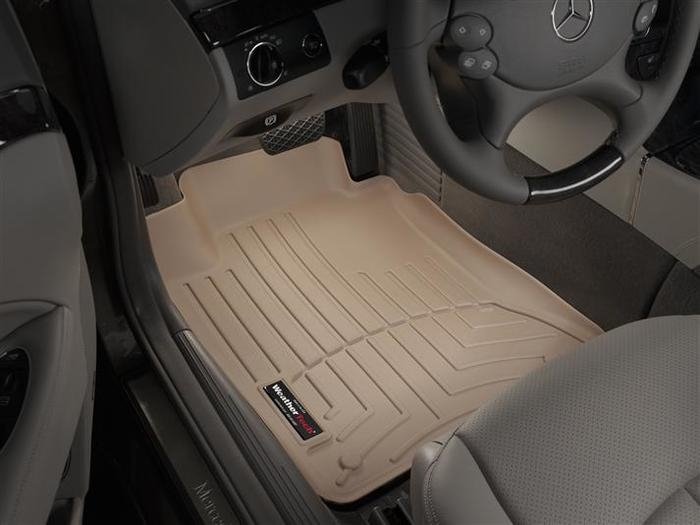WeatherTech Mercedes-Benz CLS550 Floor Mats