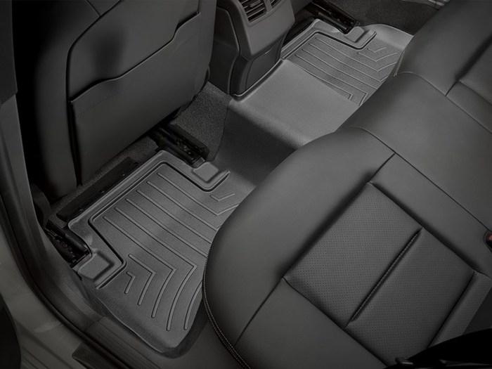 WeatherTech Mercedes-Benz E250 Floor Mats