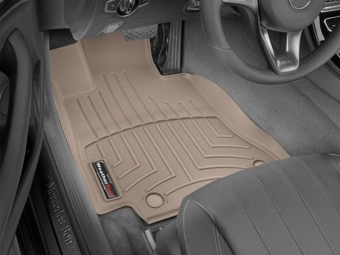 WeatherTech Mercedes-Benz E300 Floor Mats
