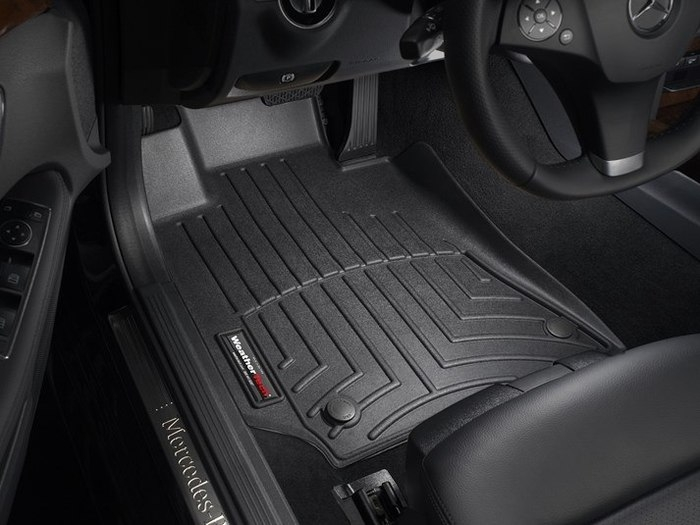 WeatherTech Mercedes-Benz E350 Floor Mats