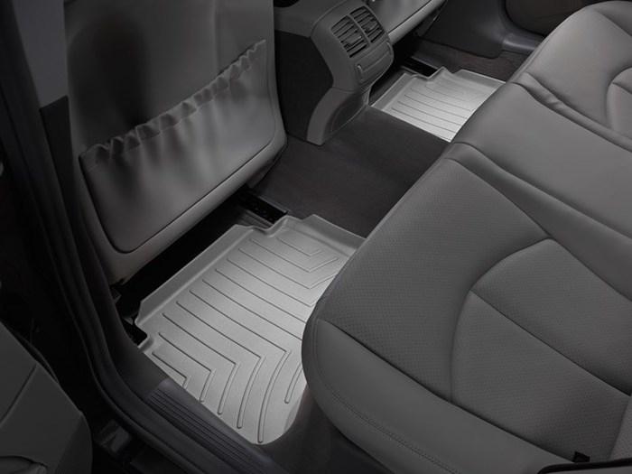 WeatherTech Mercedes-Benz E500 Floor Mats