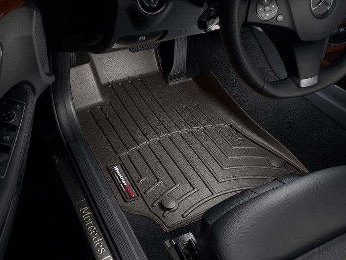 WeatherTech Mercedes-Benz E550 Floor Mats