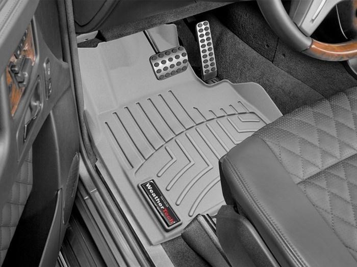 WeatherTech Mercedes-Benz G550 4x4 Floor Mats