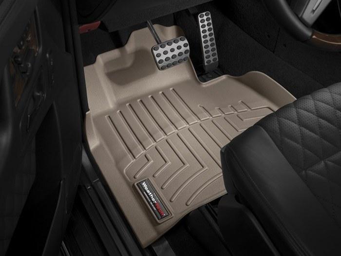 WeatherTech Mercedes-Benz G550 Floor Mats