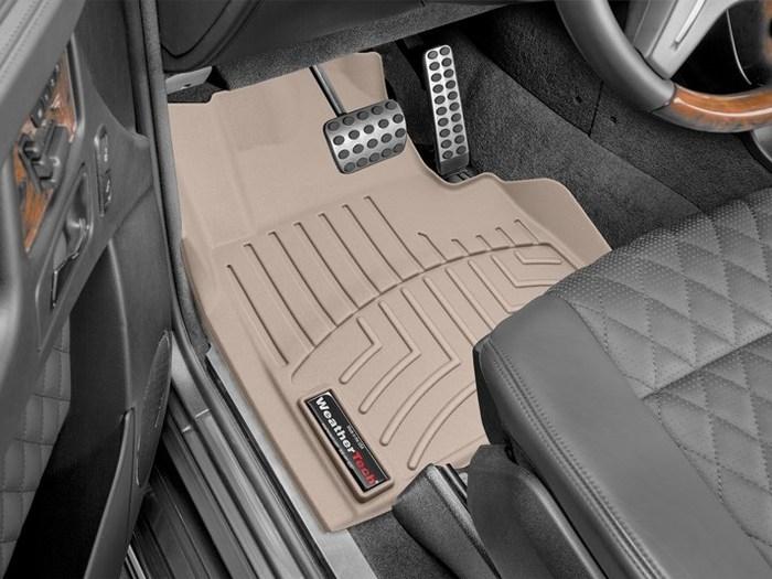 WeatherTech Mercedes-Benz G63 AMG Floor Mats