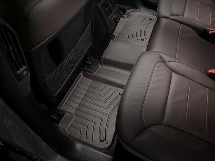 WeatherTech Mercedes-Benz GLE350d Floor Mats