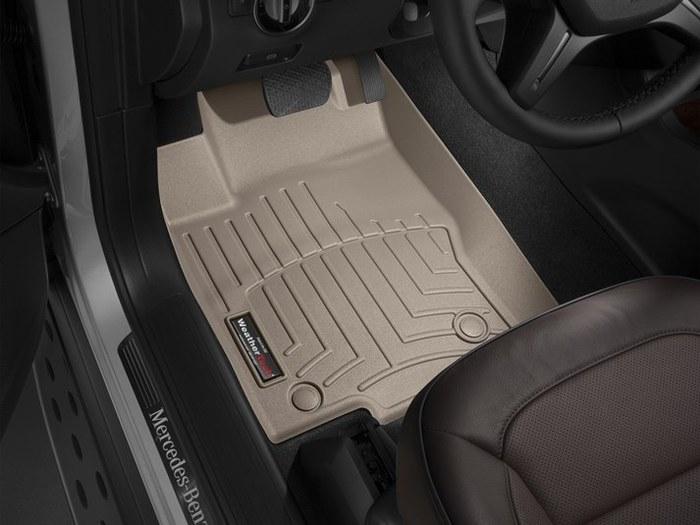 WeatherTech Mercedes-Benz GLE43 AMG Floor Mats