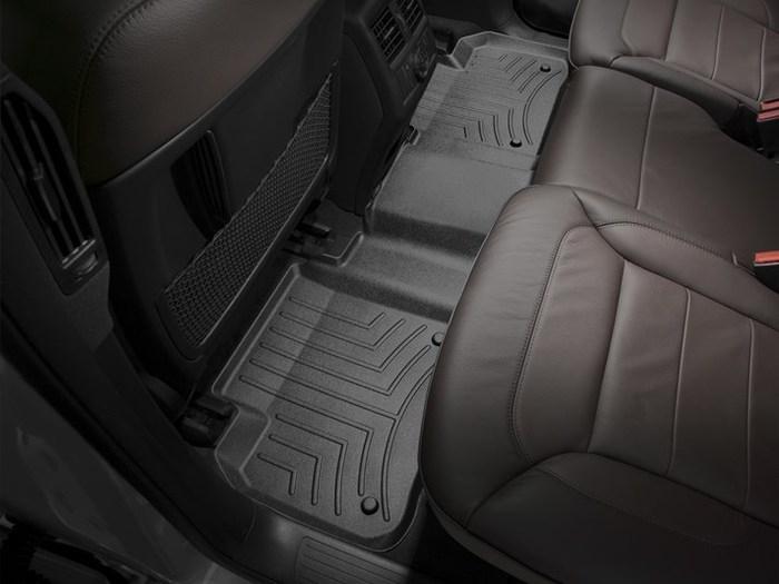 WeatherTech Mercedes-Benz GLE550e Floor Mats