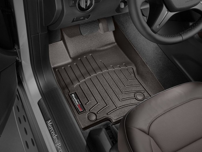 WeatherTech Mercedes-Benz GLE63 AMG S Floor Mats
