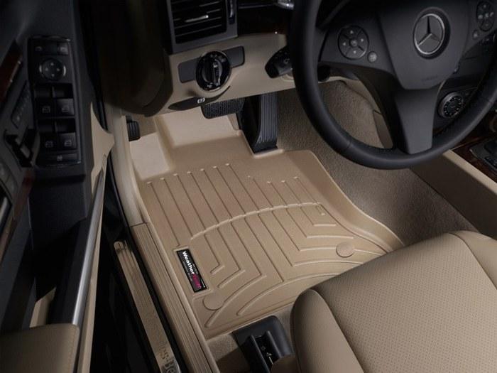 WeatherTech Mercedes-Benz GLK350 Floor Mats