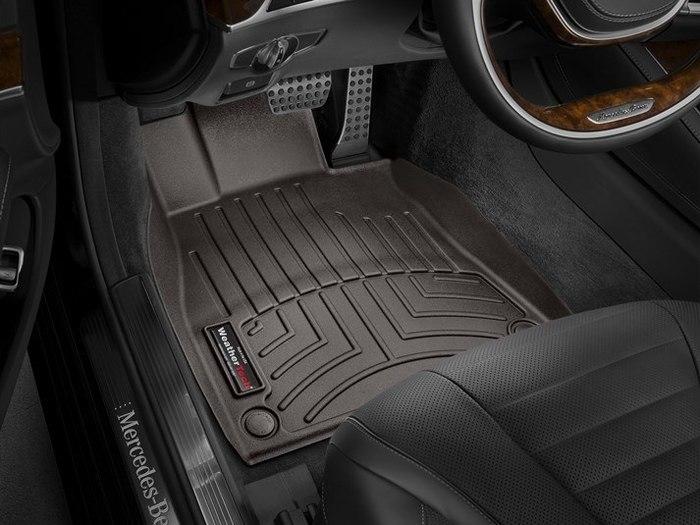 WeatherTech Mercedes-Benz S550e Floor Mats