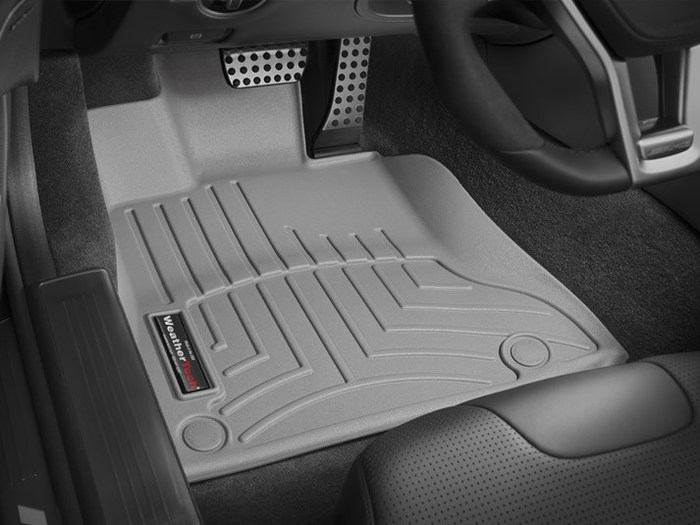 WeatherTech Mercedes-Benz SL400 Floor Mats