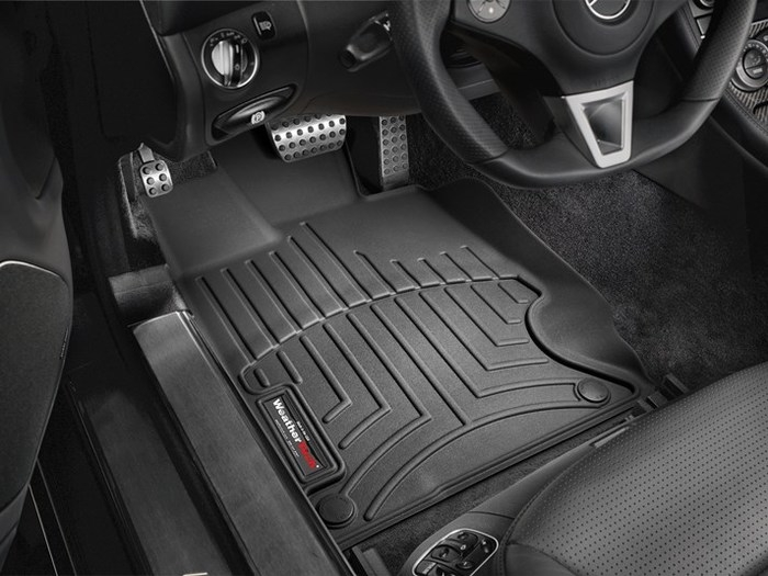 WeatherTech Mercedes-Benz SL63 AMG Floor Mats