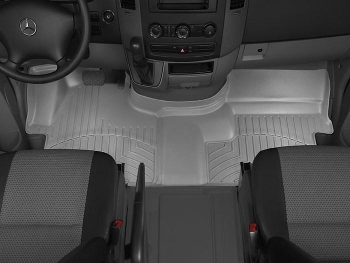 WeatherTech Mercedes-Benz Sprinter 2500 Floor Mats