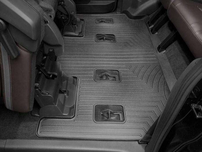 WeatherTech Mini Cooper Countryman Floor Mats