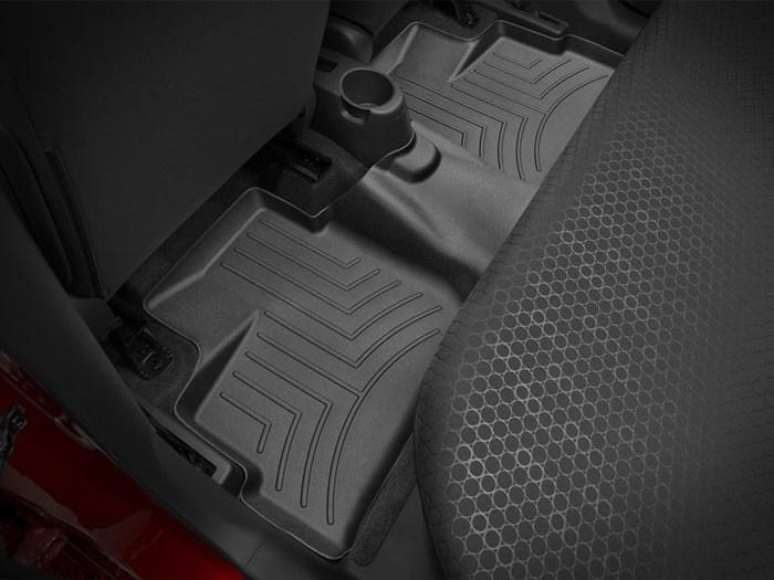 WeatherTech Mitsubishi Mirage Floor Mats