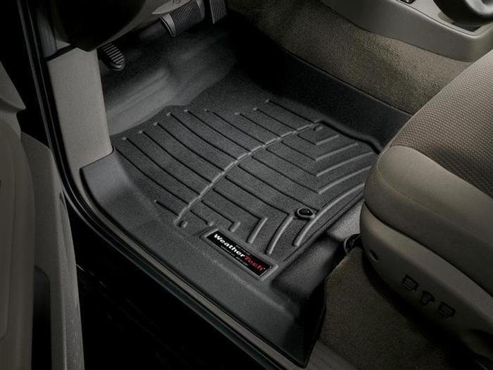 WeatherTech Mitsubishi Raider Floor Mats