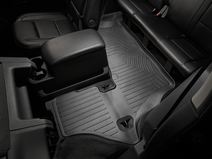 WeatherTech Nissan Armada Floor Mats