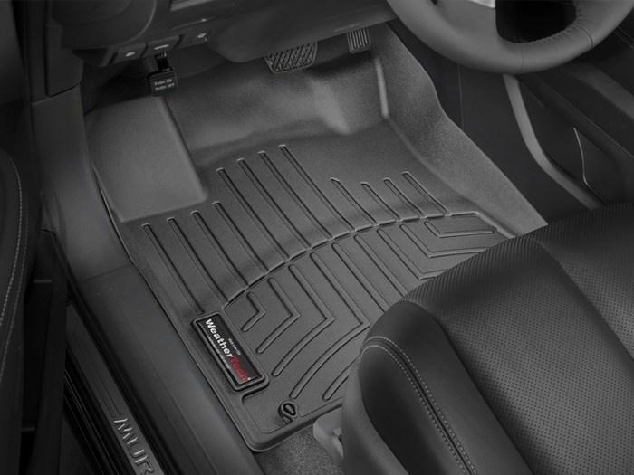 WeatherTech Nissan Murano Floor Mats
