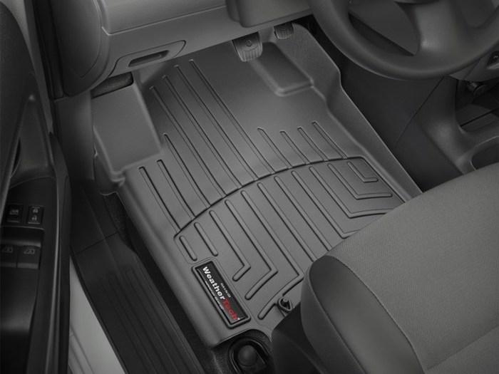 WeatherTech Nissan NV200 Floor Mats
