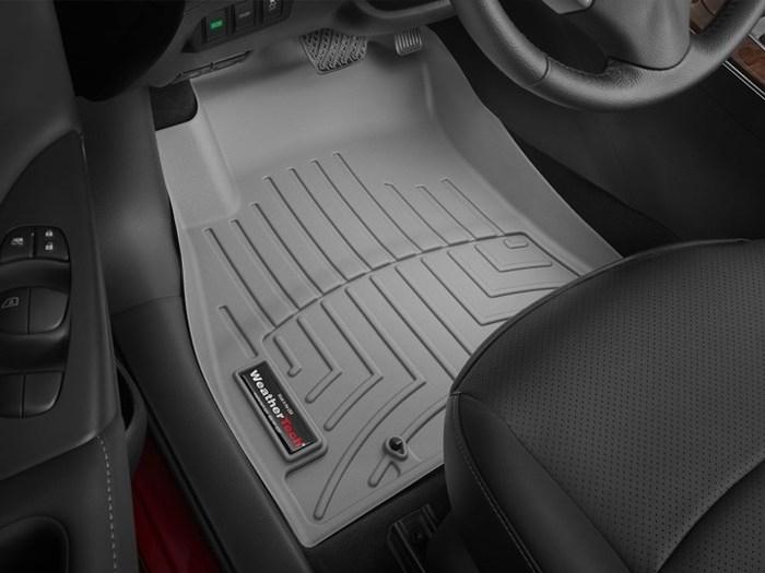 WeatherTech Nissan Sentra Floor Mats