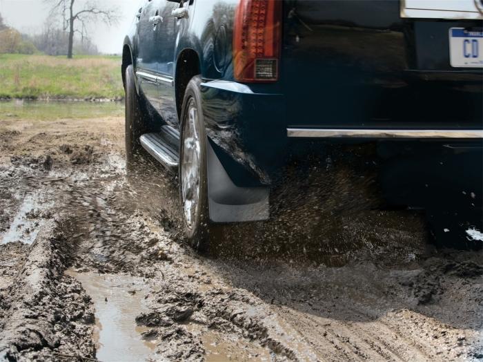 WeatherTech No-Drill Mud Flaps